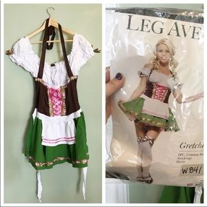 Dresses & Skirts - German Dirndl Costume